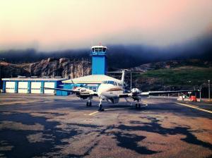 Sisimiut-Greenland-Overcast